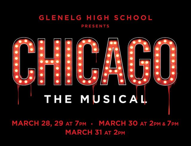 Chicago The Musical Poster