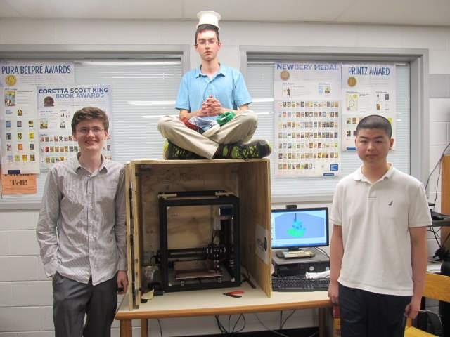 Maker Farm 3D Printer
